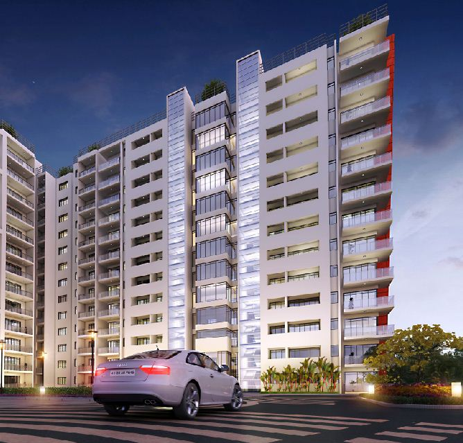 3 To 4 Bedroom Apartments Near Me: Sobha Saptrang 3 And 4 Bedroom Apartments Koramangala